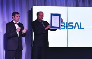 Dyplom dla firmy Abisal sp. z o.o.