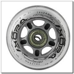 PU CLEAR ABEC7 76x24 mm Nils Extreme