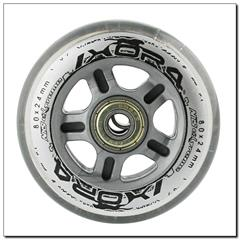 PU CLEAR ABEC7 80x24 mm Nils Extreme