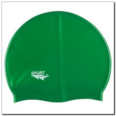 SOLID COLOR SILICONE CAP SPURT