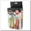 Švihadlo SK01 - Bavlněné švihadlo s dřevěnými rukojeťmi je ideálním nástrojem pro sportovní výcvik.