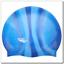 ZEBRA Spurt silicone swim cap
