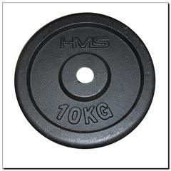 Talerz czarny 10kg HMS