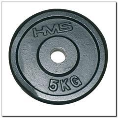 Talerz czarny 5kg HMS